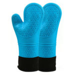 Multipurpose Oven Gloves for heat protection.